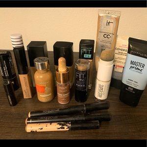 Smashbox Dermablend IT cosmetics makeup L'Oréal